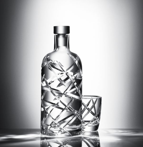 Magnus Skogsberg and Mimmi Smart...they evokes my lust for owning.    Skogsberg & Smarts - ABSOLUT VODKA Crystal Bottle.    http://skogsbergsmart.com/    http://www.vogue.com/guides/the-perfectly-extravagant-holiday-gift-guide/#/guide/5649/22