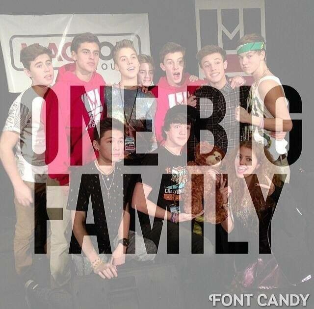 I watched Nash new YouTube video and Cam wants to get magcon back together but Nash and a few of the others said they don't want to bc it's just a name but to me it's a name but it's the name that kept all of them together and Iltsm that it hurts they were there when no one else was to make me laugh and I wish I could thank them in person