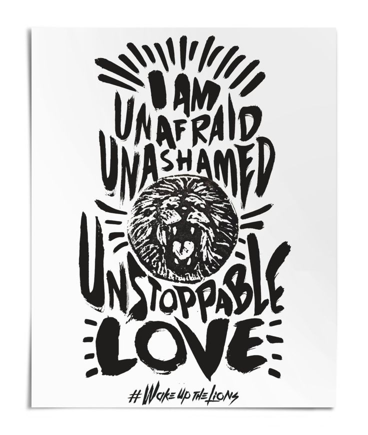 """I AM LOVE 16"""" x 20"""" Poster FREE SHIPPING"""