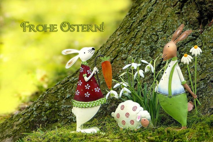 Leserattes Bücherwelt: [Leserattes Bücherwelt wünscht euch frohe Ostern]