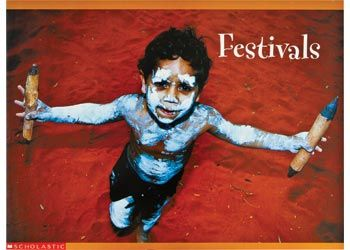 Festivals: From dancing to singing, from contests to walks, discover the many ways festivals can be celebrated in Aboriginal and Torres Strait Islander communities. A big book filled with colourful and exuberant photographs to share with young children.