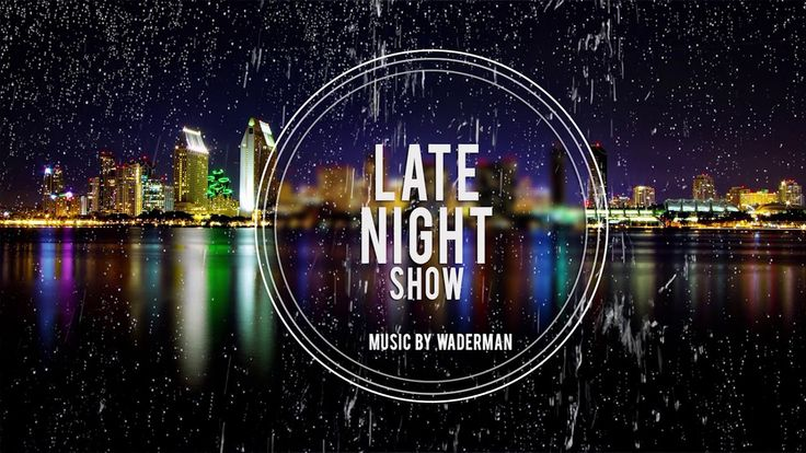 Late Night Show Music - Background Audio For Videos and Tonight Shows
