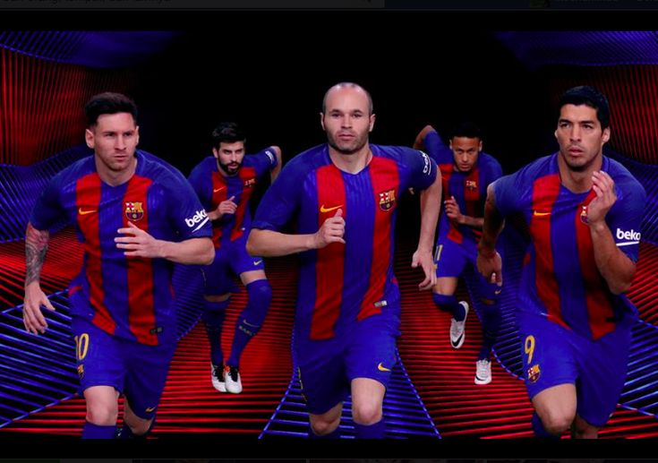 Barcelona Squad Roster Players 2016/2017