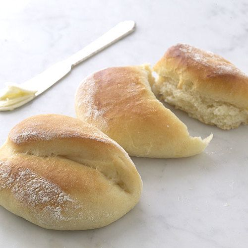 Parker House Rolls - FineCooking