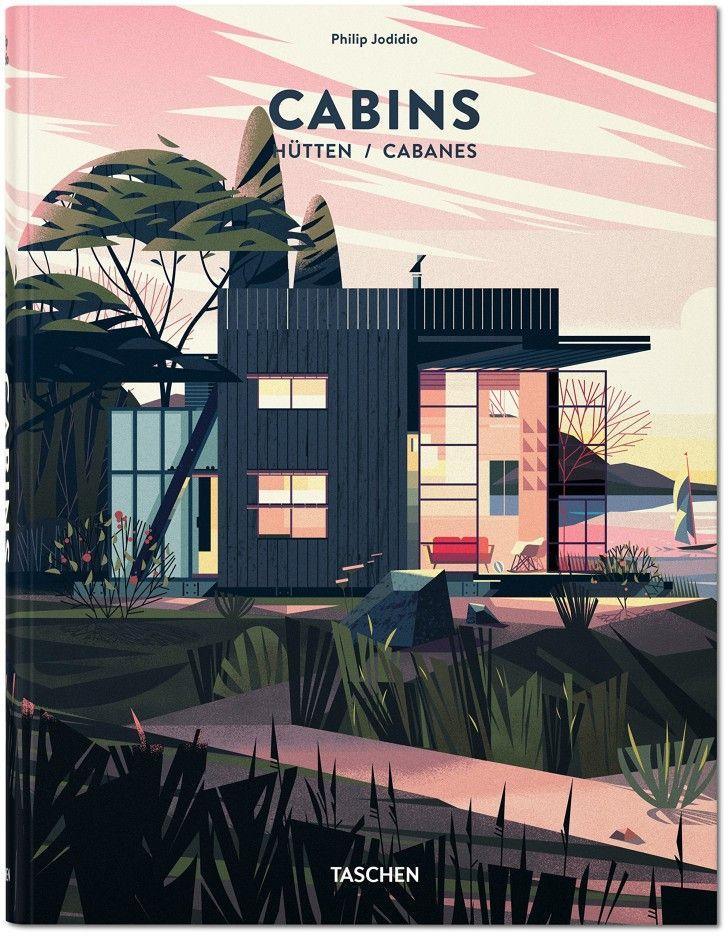 Cabin Illustrations