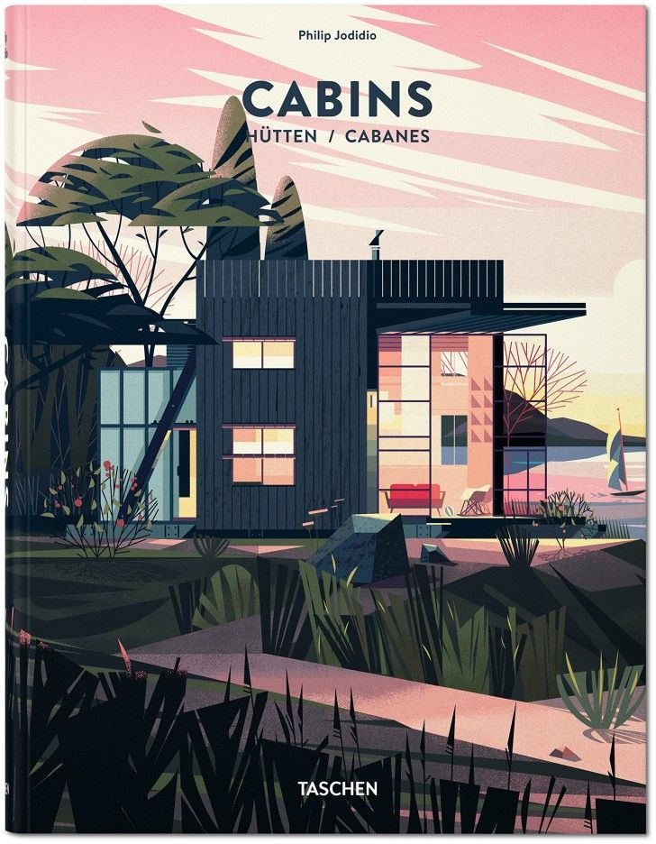 Cabin Illustrations