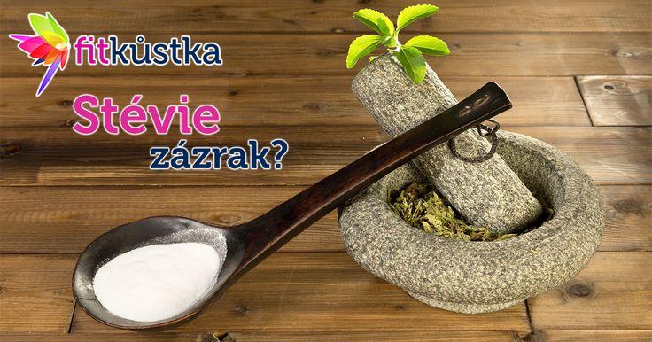 Zázračný cukr pro hubnutí? http://www.fitkustka.cz/clanky/stevie-zazracny-cukr-pro-hubnuti