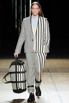 Damir Doma Fall 2012 Menswear Collection on Style.com: Complete Collection
