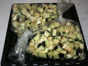 Fırında Patlıcan Kızartma