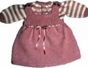 Completini per neonato realizzati interamente a mano, personalizzabili con decorazioni quali nome, d...