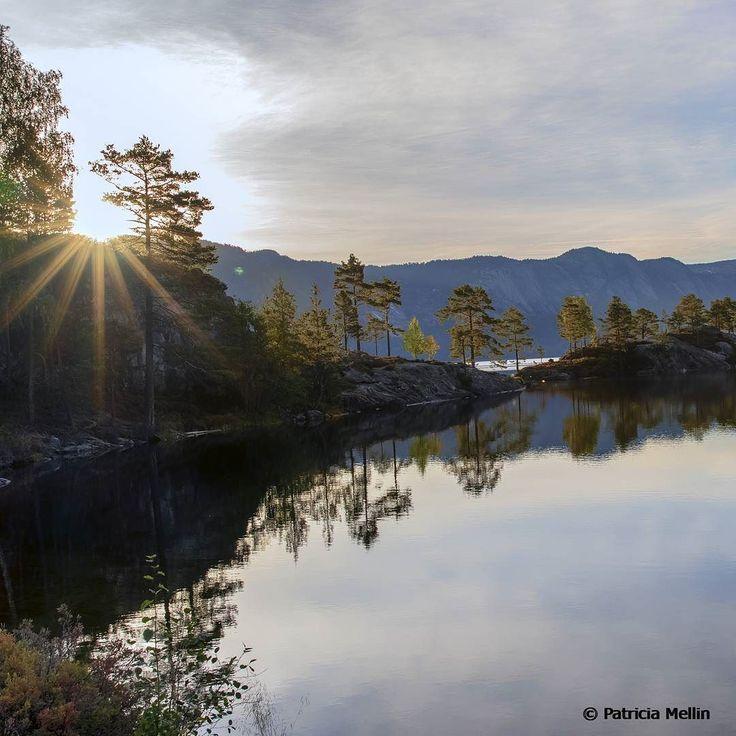 En till fin dag. Tacksam!  #Norge #norway #nissedal # landscape #nature #beautiful #naturelover #grateful