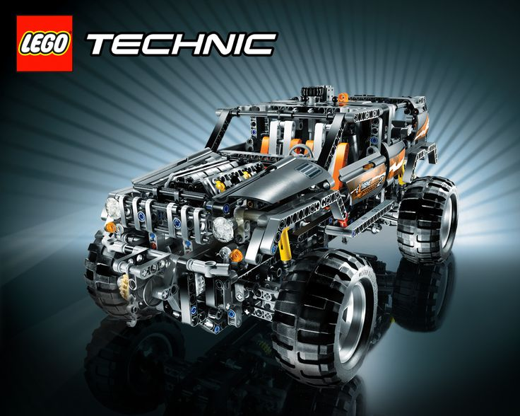 134 best images about lego technic on pinterest tow. Black Bedroom Furniture Sets. Home Design Ideas