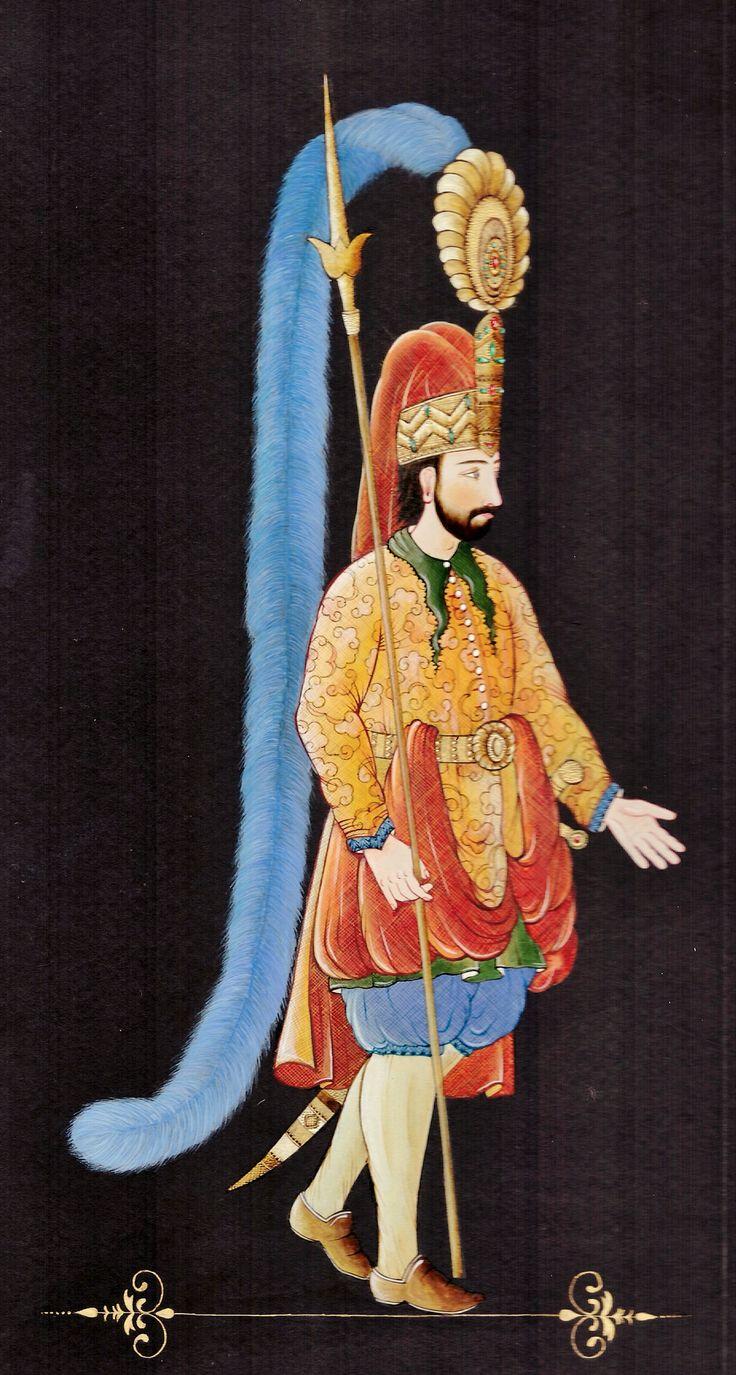 Serap Derinkök Minyatürü 2016 ottoman figures