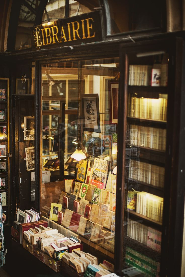 Bohemian Wornest-France - shevyvision:   so happy that this bookstore still...