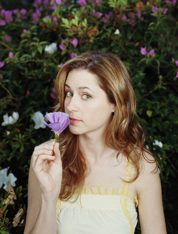 Jenna Fischer from People magazine