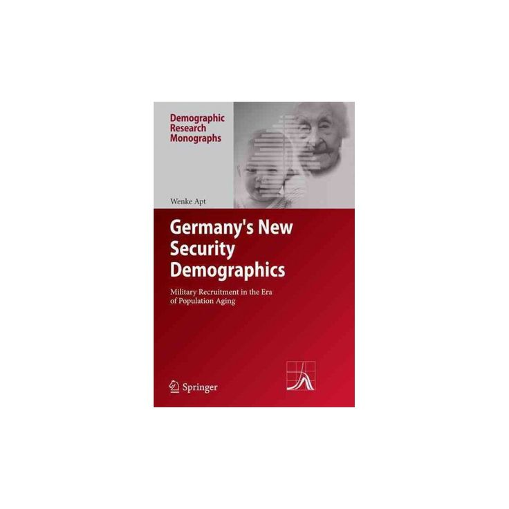 Germany's New Security Demographics : Military Recruitment in the Era of Population Aging (Reprint)