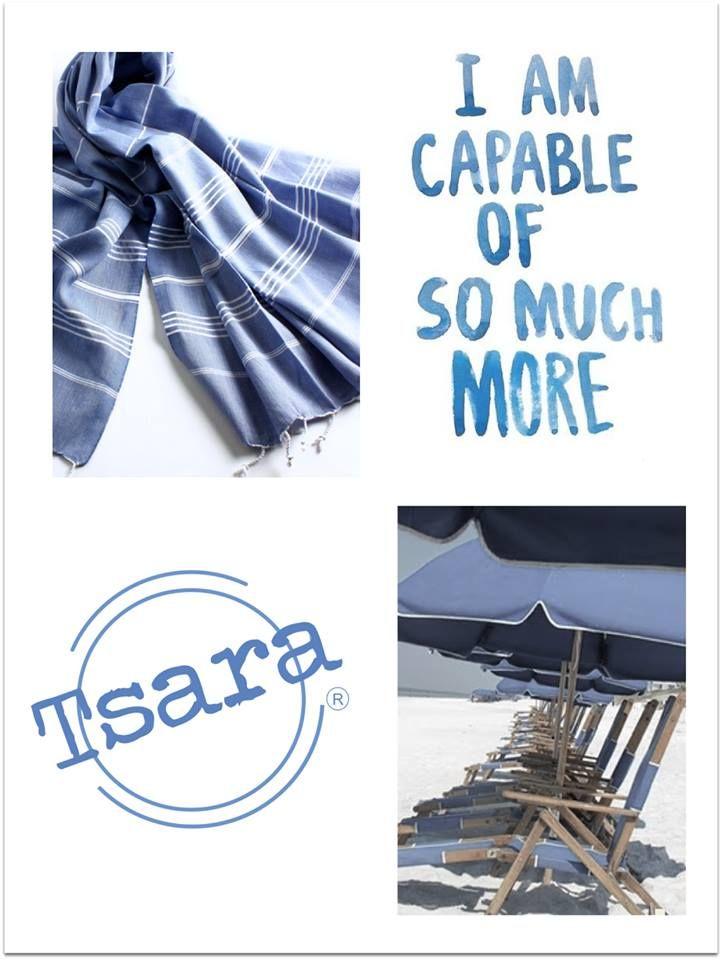 Tsara azul cinza Tsara Blue Grey