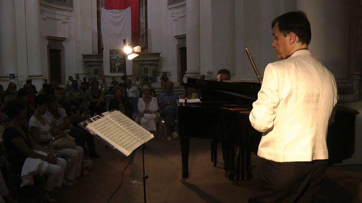 G.Fauré:Sonata No.1 in A major, Op.13 ( III Allegro vivo - IV Allegro qu...