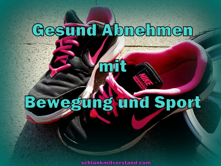 Abnehmen mit Bewegung und Sport1