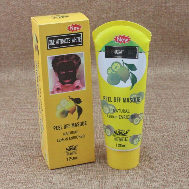 Лимон суть рвать тянуть маску чистой поры изменения кожи отбеливание маска для лица 120 мл маска для лица S024 S021 S025 S003 S005 T253