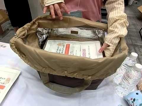 おしゃれすぎるレジかごバッグ!トートーバッグとしても使えて、機能もバッチリで超使えますよ。 - YouTube