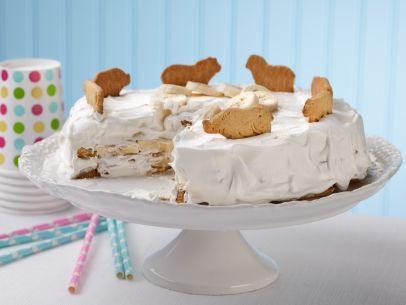 3-Ingredient Banana Icebox Cake
