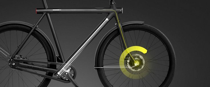 Electrified S – The best electric bike - VanMoof