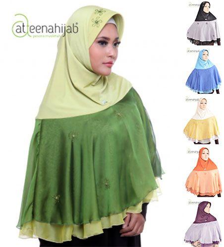 Jual Gamis Hijab Alila