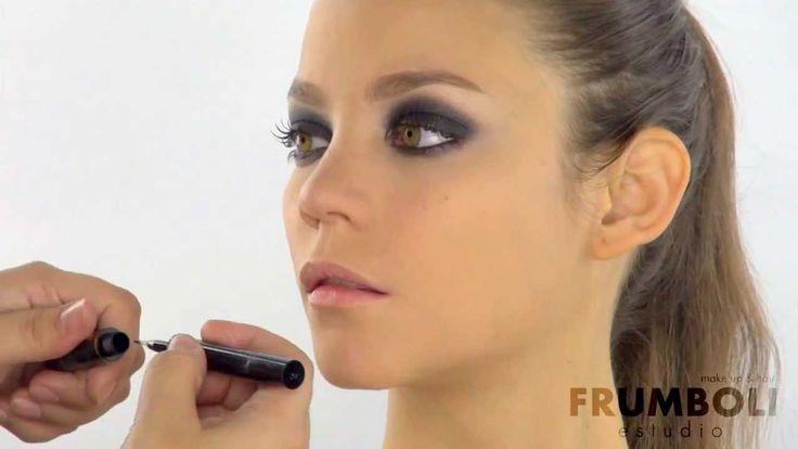 Tutorial de maquillaje Smokey Eyes