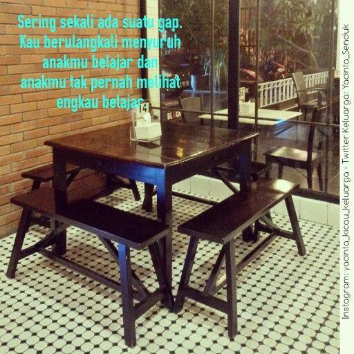 #yacintakicaukeluarga #yemayoaec #juniorypreschool .. www.yemayo.com Ph:0851.086.50001 #Jakarta #Indonesia Place in this photo: Bangi Kopitiam, Jakarta Barat.