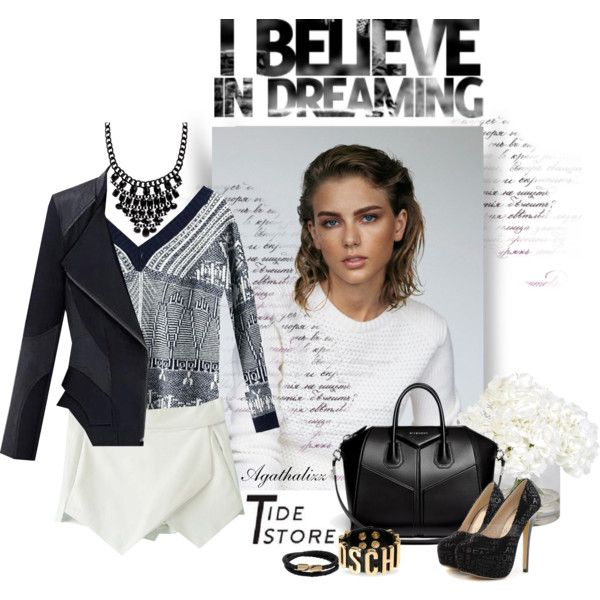 """""""I Believe In Dreaming"""" by agathalizz on Polyvore"""