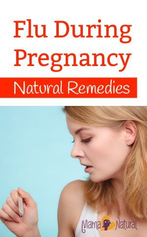 Oh no! You feel flu-like symptoms creeping on, and you're pregnant. What's a natural mama todo? Here are natural remedies to treat (and avoid!) the flu.