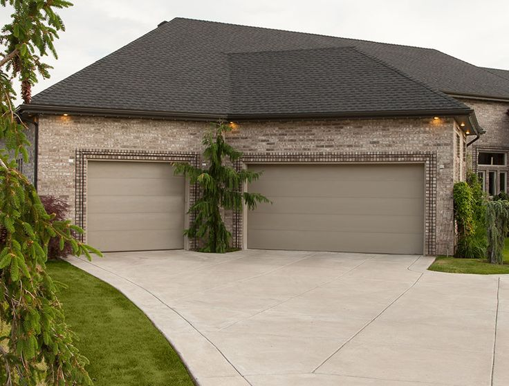 Cornerstone collection from Martin Garage Doors of NV