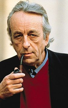 Louis Pierre Althusser (French pronunciation:[altyˈsɛʁ]; 16 October 1918 – 22 October 1990) was a French Marxist philosopher. He was born in Algeria and studied at the École Normale Supérieure in Paris, where he eventually became Professor of Philosophy.