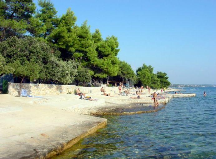 Chorvatská pláž #Croatia