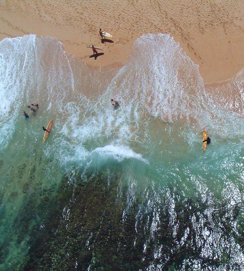 : Surf Girls, Ocean Beach, Surf Up, Sandy Beach, The Ocean, At The Beach, Summer Fun, Deep Blue, The Waves