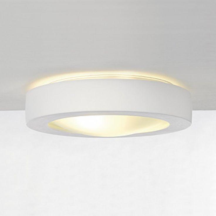Design Belysning AS - GL 105 E27 Gips Taklampe - Plafonder - Taklamper - Innebelysning