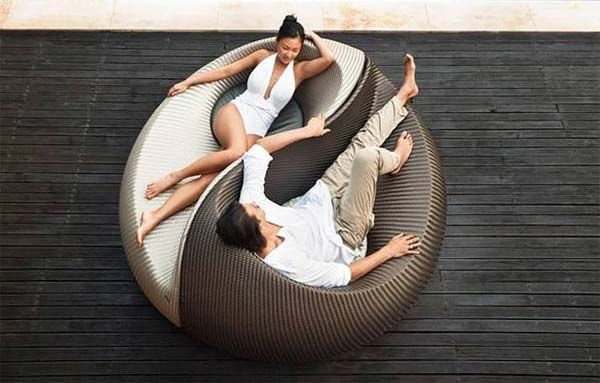 Creative Sofa Design, Inspired by Ancient Chinese Culture