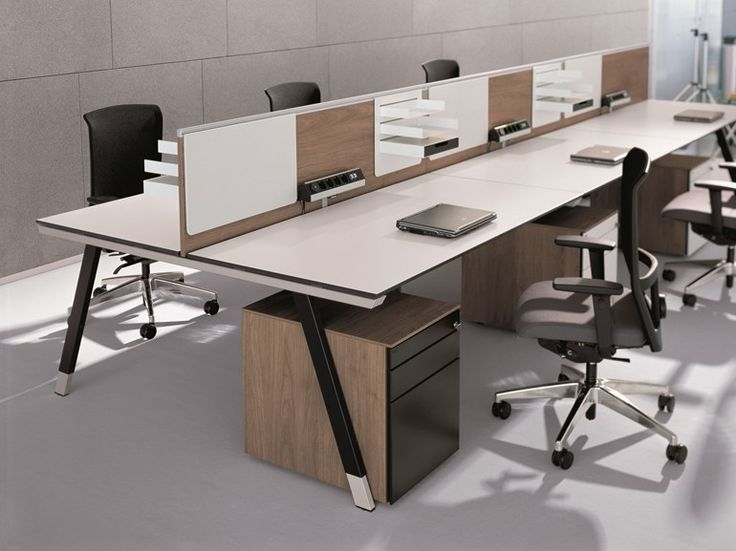 Estación de trabajo T-Workbench by BENE diseño Christian Horner, Kai Stania, Johannes Scherr