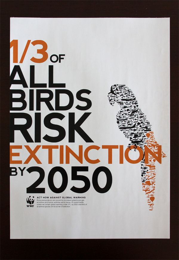 raewyn brandonDesign Inspiration, Change Public, Climate Change Posters, Wwf Posters, Art Brochures, Brochures 2013, Posters Design, Wwf Climate, Raewyn Brandon