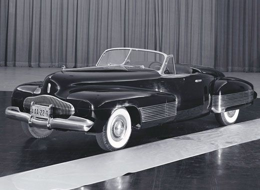 246 best Harley Earl images on Pinterest | Autos ...