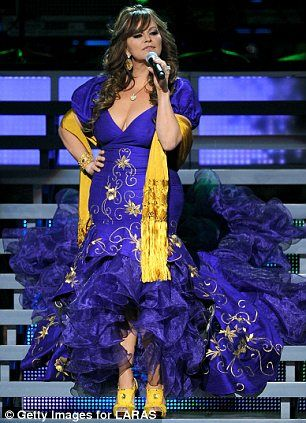 Jenni Rivera La Diva De La Banda!!!  Just beautiful