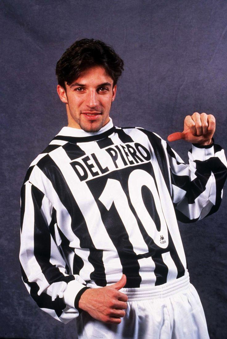 Alessandro Del Piero: (Italian) Padova, Juventus, Sydney FC