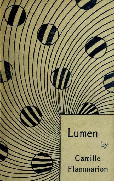 Printed matter - Book Cover - Lumen 1897