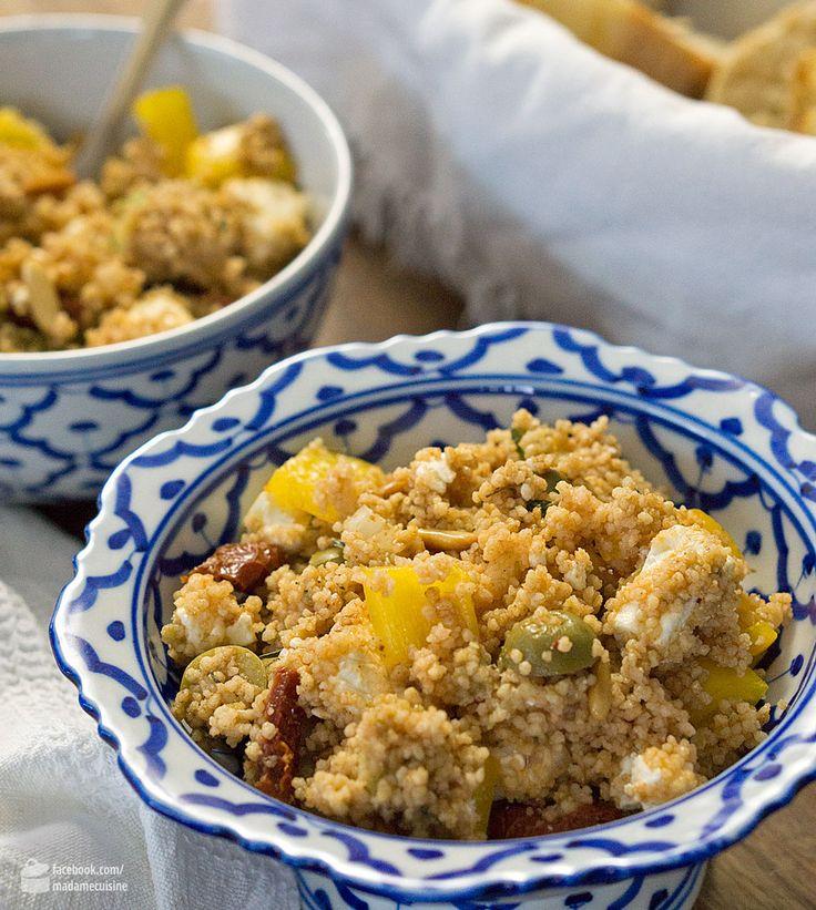 Arabischer Couscous-Salat - Madame Cuisine