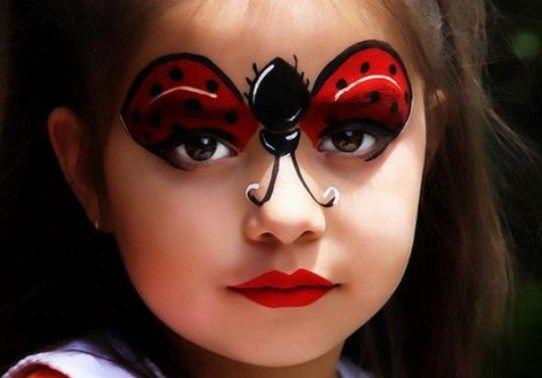 joaninha-fantasia-de-ultima-hora_mais-de-50-ideias-para-pintura-facial-infantil