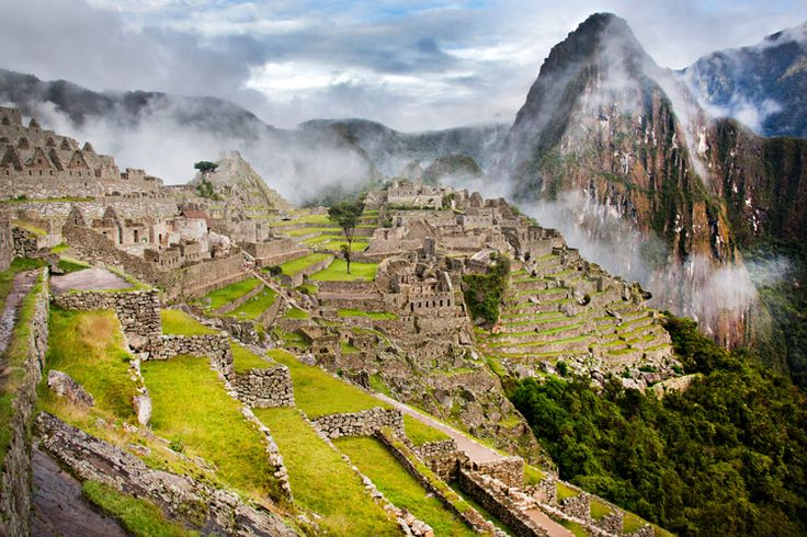 In a spectacular location, Machu Picchu is the best-known archaeological site on the continent of South America. I