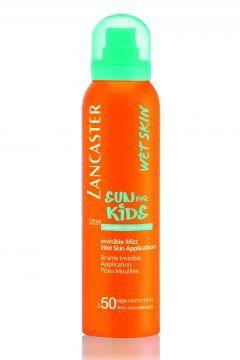 Lancaster Sun Kids Invisible Mist Spf 50 125 ml Sprey Güneş Kremi