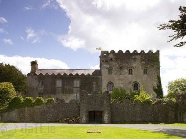 Cloghan Castle, Banagher, Co. Offaly - 5 bedroom detached house for sale at e1,100,000 from Savills Dawson Street