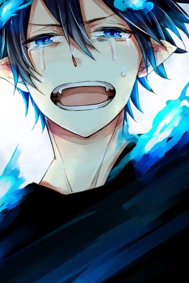 Rin okumura ao no exorcist blue exorcist crying - Rin wallpaper ...